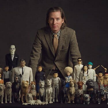 犬之島 一個充滿感動與趣味的電影 人偶大師