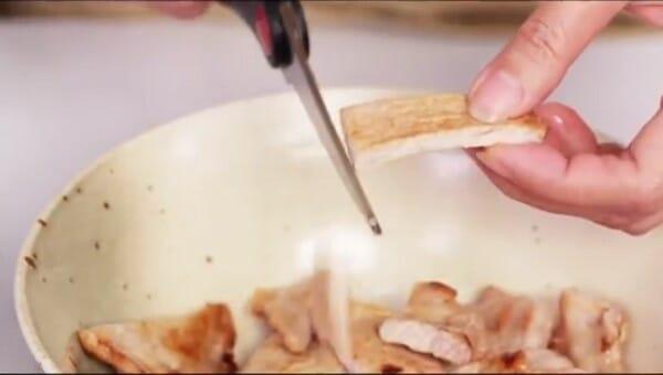 貓狗鮮食 嫩煎果醋里肌 剪成小塊