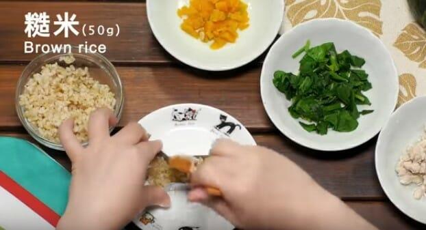 貓咪鮮食 營養又健康的米漢堡 開始做漢堡囉!