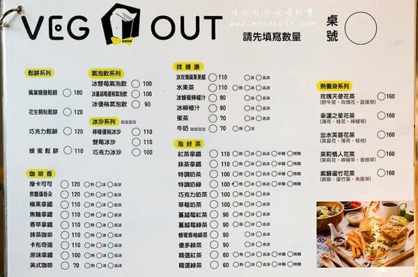 新北寵物友善餐廳 VEG OUT 寵物耍廢空間