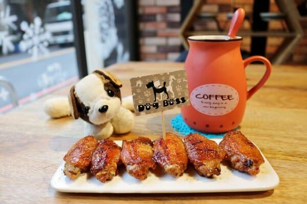 DogBoss 寵物餐廳帶著主子早午餐 烤雞熱可可