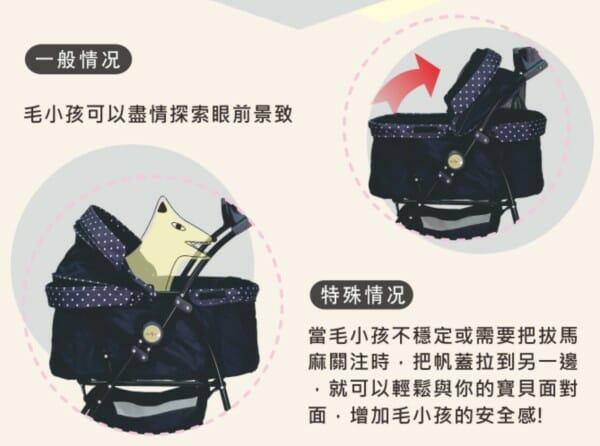 台北國際寵物用品博覽會 免費索票抽推車 寵物推車介紹一