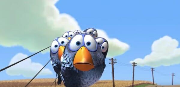 鳥的故事 For birds 皮克斯動畫二